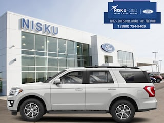 New 2018 Ford Expedition Max Limited - Navigation SUV in Nisku