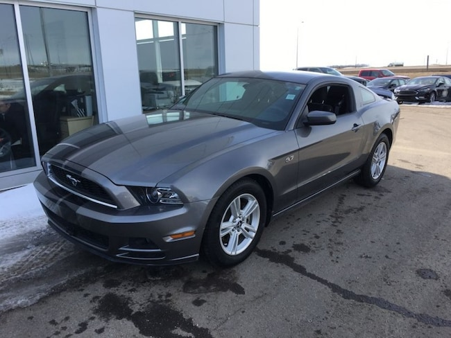 Used 2013 Ford Mustang V6 -  Fog Lamps - Low Mileage Coupe  in Nisku