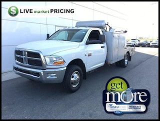 2012 Ram 3500HD Chassis Cab ST/SLT Cab and Chassis
