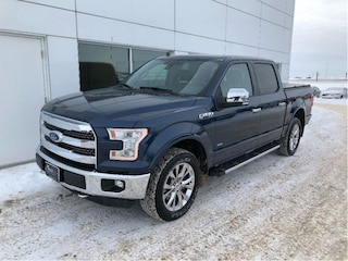 2016 Ford F-150 Lariat - Leather Seats -  Heated Seats Super Crew