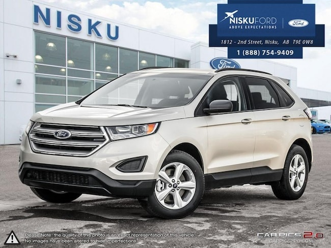 New 2018 Ford Edge SE AWD - Package SUV In Nisku and Edmonton Area