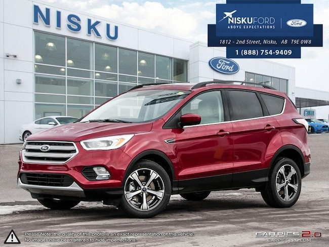 New 2018 Ford Escape SEL SUV In Nisku and Edmonton Area