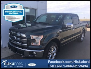 2015 Ford F-150 Lariat LOADED! $316.81 B/WKLY*3.99% APR!! Truck