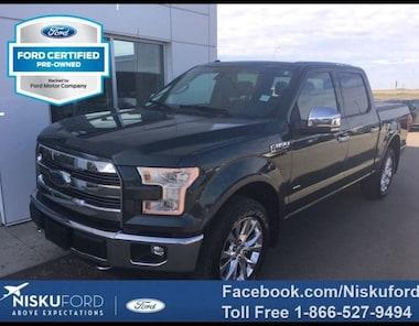 2015 Ford F-150 Lariat LOADED! $316.81 B/WKLY*3.99% APR!! Truck
