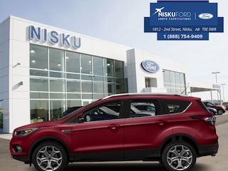 2017 Ford Escape Titanium - Leather Seats -  Bluetooth SUV