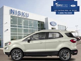 New 2018 Ford EcoSport SE SUV in Nisku