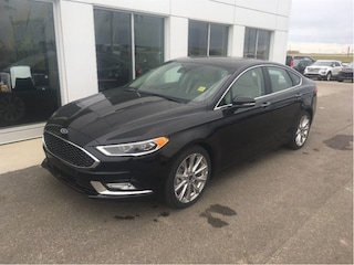 New 2017 Ford Fusion - $250.15 B/W Sedan in Nisku