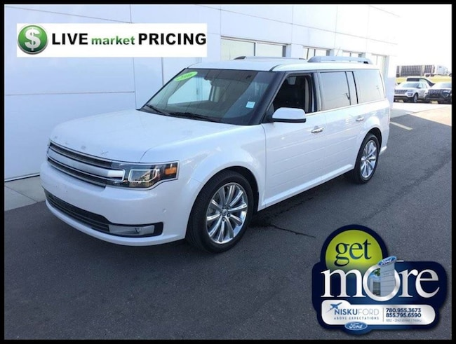 Used 2016 Ford Flex Limited SUV  in Nisku