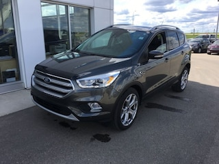 2017 Ford Escape Titanium Financing From 4.99% APR. Fast AND Easy A SUV