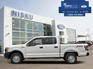 New 2018 Ford F-150 Lariat -  Luxury Package - Sunroof Crew Cab in Nisku