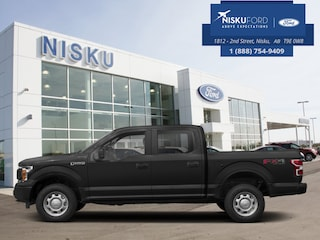 New 2018 Ford F-150 Lariat - Leather Seats -  Luxury Package Crew Cab in Nisku