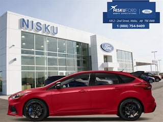 New 2018 Ford Focus RS RS - Leather Seats -  Bluetooth Hatchback in Nisku