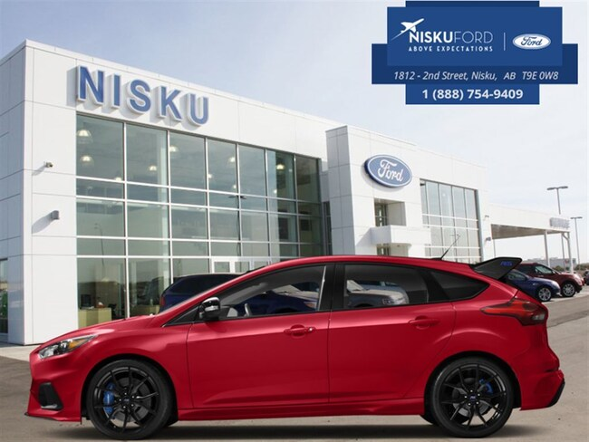 New 2018 Ford Focus RS RS - Leather Seats -  Bluetooth Hatchback In Nisku and Edmonton Area