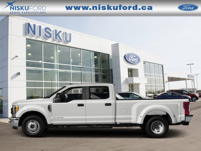 New 2018 Ford F-350 Super Duty XLT Crew Cab In Nisku and Edmonton Area