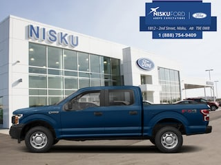 New 2018 Ford F-150 Lariat - Sunroof - Leather Seats Crew Cab in Nisku
