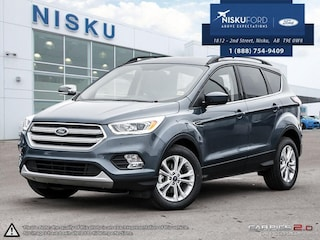 New 2018 Ford Escape SEL - Leather Seats - Package SUV in Nisku
