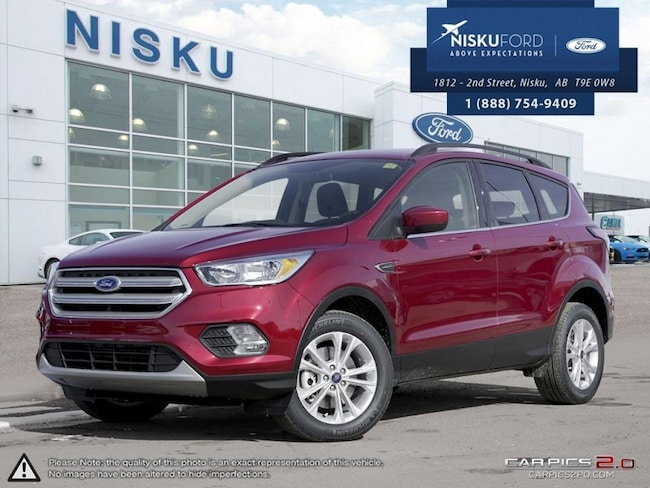 New 2018 Ford Escape SE - Bluetooth -  Heated Seats SUV In Nisku and Edmonton Area
