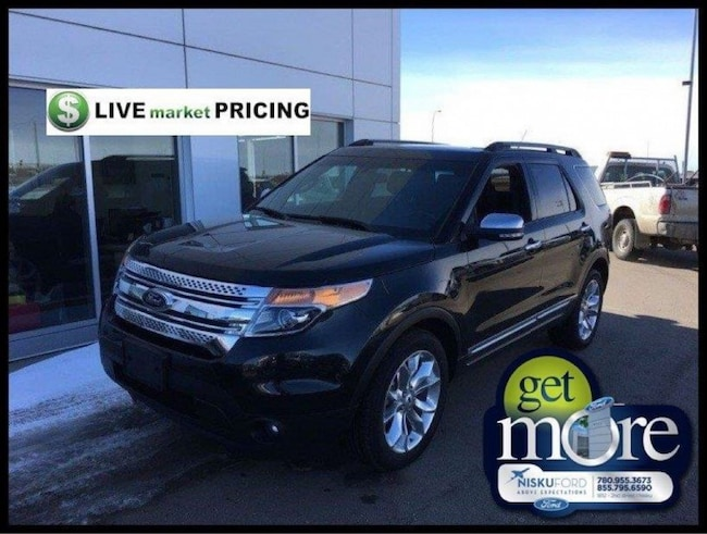 Used 2014 Ford Explorer XLT - Bluetooth -  Sync SUV  in Nisku