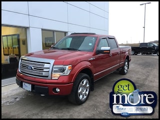 2013 Ford F-150 Platinum 6.2 V8 One Owner!! Crew Cab