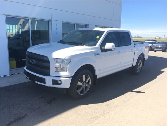 New 2017 Ford F-150 Crew Cab Truck In Nisku and Edmonton Area