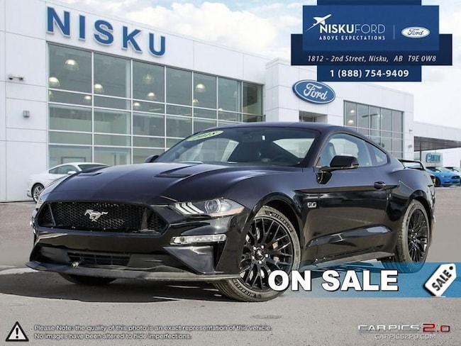 New 2018 Ford Mustang GT Fastback - Bluetooth Coupe In Nisku and Edmonton Area