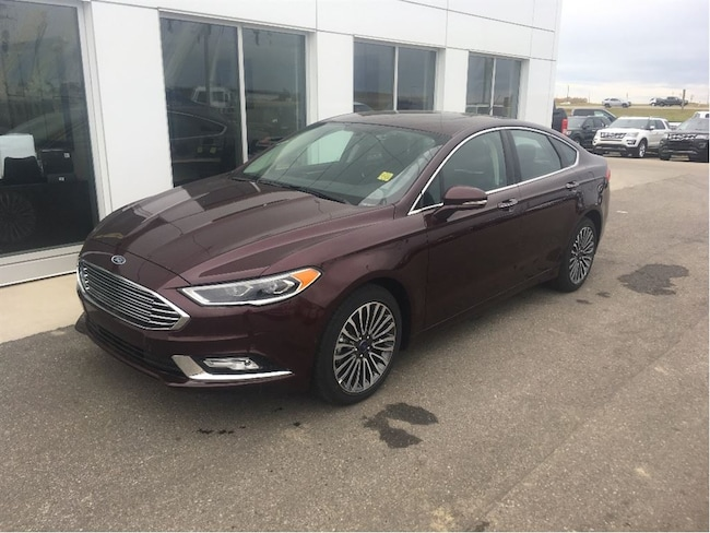 New 2017 Ford Fusion SE Sedan In Nisku and Edmonton Area