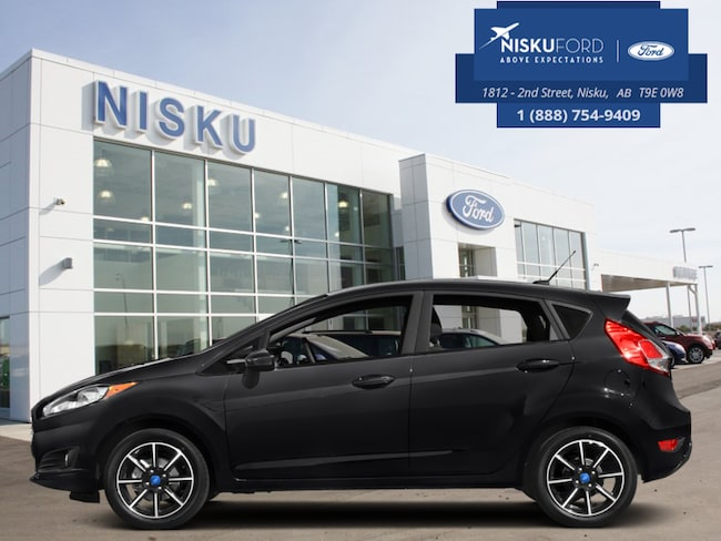 New 2018 Ford Fiesta SE Hatchback In Nisku and Edmonton Area