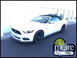 2017 Ford Mustang GT Premium Convertible Convertible