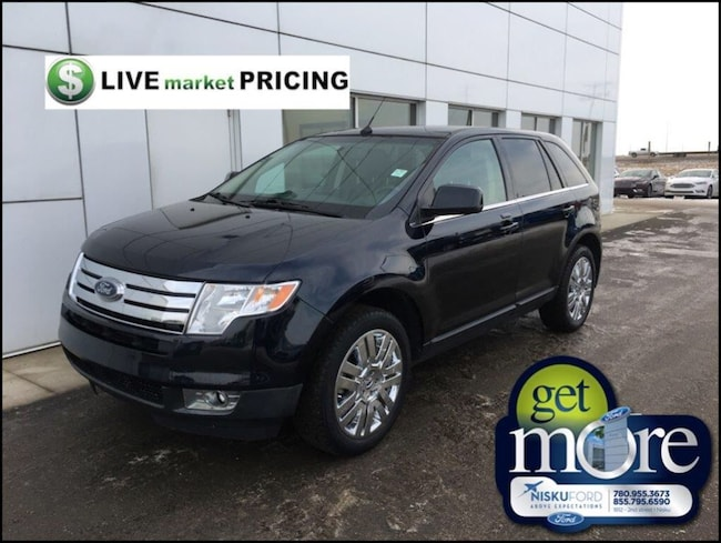 Used 2010 Ford Edge Limited AWD Panoramic Moonroof SUV  in Nisku