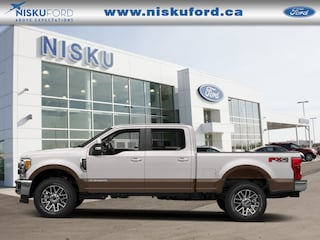 New 2018 Ford F-250 Super Duty - $486.02 B/W Super Crew in Nisku