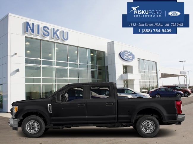 New 2018 Ford F-350 Super Duty Platinum - Navigation Super Crew In Nisku and Edmonton Area