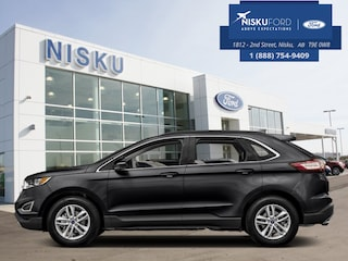 New 2018 Ford Edge SEL AWD - Bluetooth -  Heated Seats SUV in Nisku