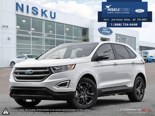 New 2018 Ford Edge SEL AWD SUV in Nisku