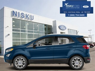 New 2018 Ford EcoSport SES 4WD - Bluetooth SUV in Nisku