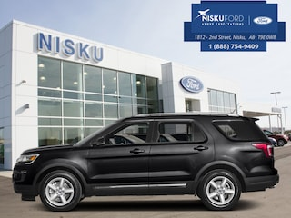 New 2018 Ford Explorer Sport 4WD - Navigation -  Leather Seats SUV in Nisku