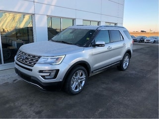 New 2017 Ford Explorer Limited - Navigation -  Cooled Seats SUV in Nisku