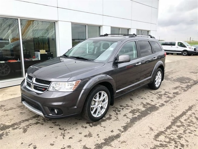 Used 2014 Dodge Journey R/T AWD - Leather Seats -  Bluetooth SUV  in Nisku