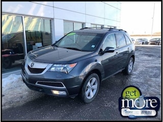 2013 Acura MDX Base - Sunroof -  Leather Seats SUV