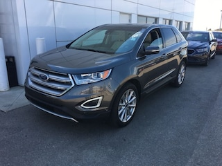 2018 Ford Edge Titanium AWD - Leather Seats -  Bluetooth SUV