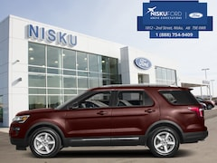 2018 Ford Explorer Limited 4WD - Sunroof - Park Assist SUV