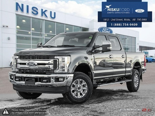 New 2018 Ford F-250 Super Duty XLT - Bluetooth Super Crew In Nisku and Edmonton Area