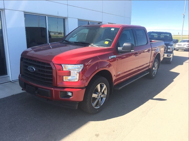 New 2017 Ford F-150 Crew Cab Short Bed Truck In Nisku and Edmonton Area