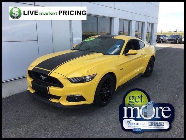 Used 2015 Ford Mustang GT Premium Coupe  in Nisku