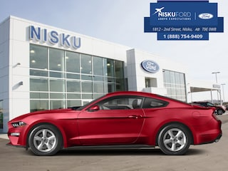 New 2019 Ford Mustang Ecoboost Fastback Coupe in Nisku