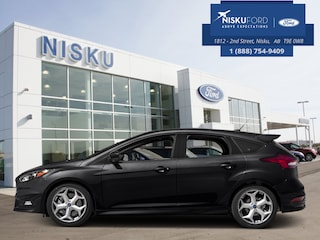 New 2018 Ford Focus S - Leather Seats -  Bluetooth Hatchback in Nisku