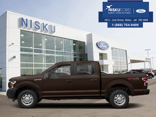 New 2018 Ford F-150 Lariat - Leather Seats -  Cooled Seats Super Crew in Nisku