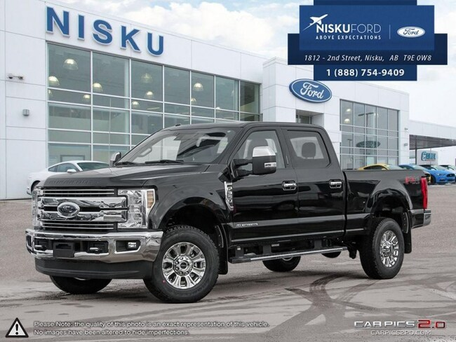 New 2018 Ford F-350 Super Duty Lariat - Leather Seats Super Crew In Nisku and Edmonton Area