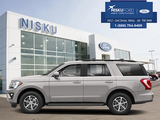 New 2018 Ford Expedition XLT - Sunroof - Leather Seats SUV in Nisku