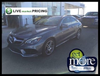 2016 Mercedes-Benz E-Class 400 FOURMATIC ONE OWNER!! Coupe