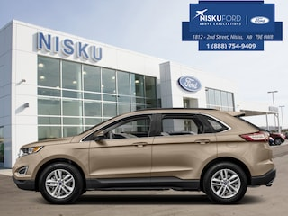 New 2018 Ford Edge SE AWD - Package SUV in Nisku